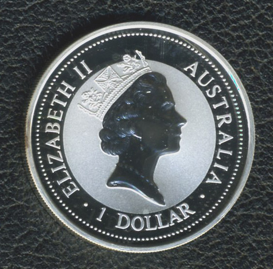 Australian kookaburra coin - photo#17