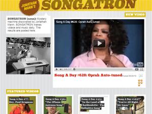 songatron.com