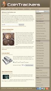 Online Coin Database