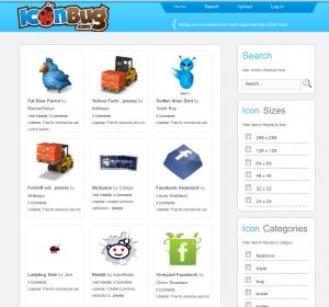 IconBug 10,000+ Free Icons